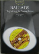 Ballads. Play along for Saxophone