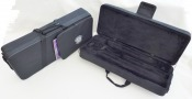 Aquae Sulis Bassoon case with backpack straps