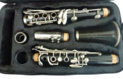 Buisson Wooden Bb Clarinet