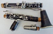Pre loved Boosey & Hawkes Edgeware Bb Clarinet