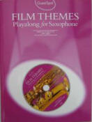 Film Themes. Play Along for Saxophone