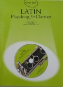 Latin Playalong Series for Clarinet. With C.D