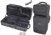 Jakob Winter Tenor sax Case 53395 with Backpack straps