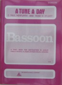 Tune A Day for Bassoon  ( Beginners)